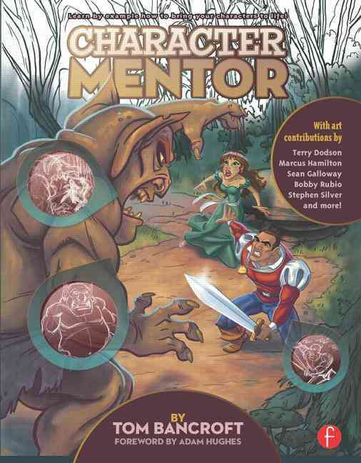 Character Mentor By Bancroft, Tom